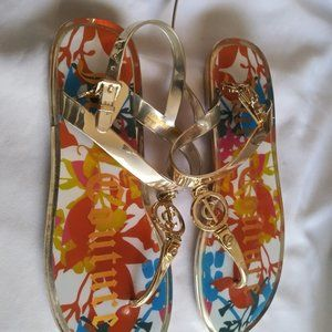 Women's Juicy Couture Janey Thong Sandals